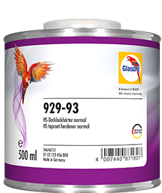 Glasurit 929-93 HS pintamaalim kovettaja