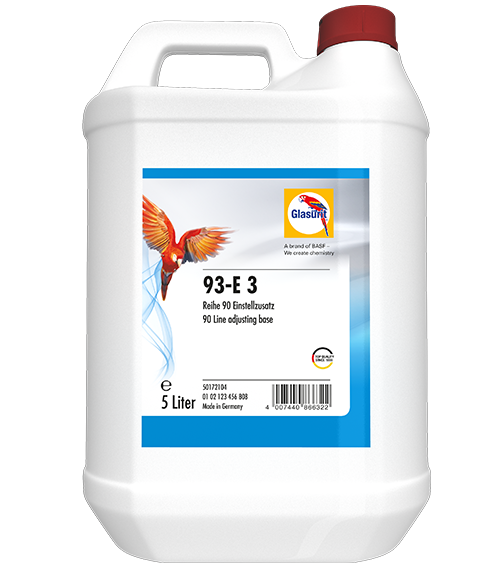Glasurit 93-E 3 MIXTILLSATS