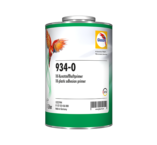 Glasurit 934-0 Plastic Primer